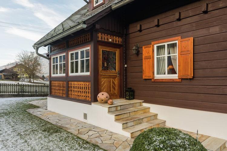 vakantiehuis Oostenrijk, Kaernten, Kleblach - Lind vakantiehuis AT-9753-01