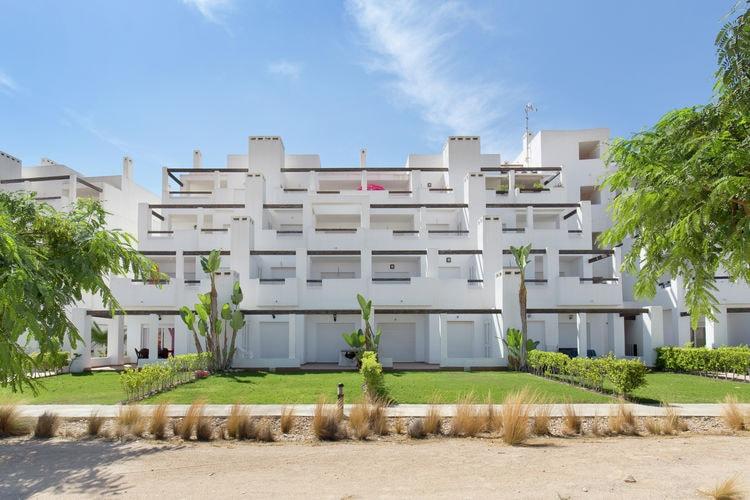 Sfeervol appartement aan de Costa Calida, vlakbij verschillende golfbanen