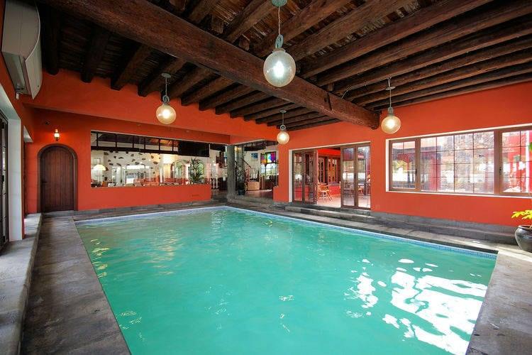 Spanje | Lnzt | Villa te huur in Haria met zwembad  met wifi 8 personen