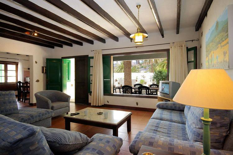 Vakantiewoning Spanje, lnzt, Haría Villa ES-35520-02