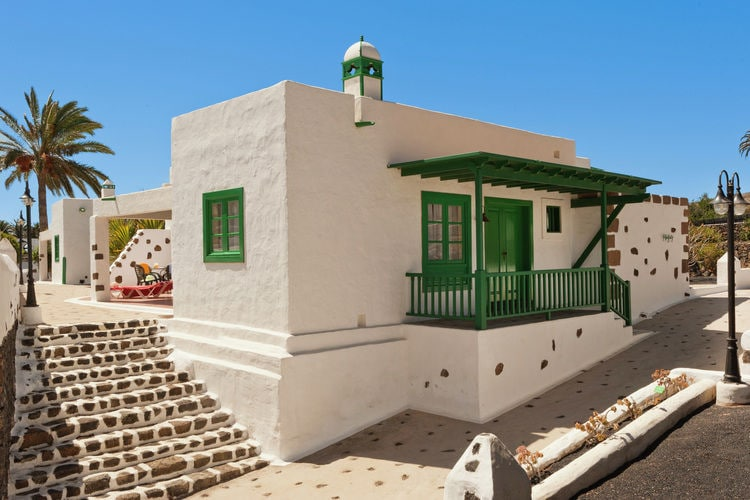 Spanje | Lnzt | Villa te huur in Haria met zwembad  met wifi 6 personen