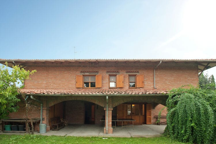Italie | Emilia-romagna | Villa te huur in Montereale-di-Cesena   met wifi 7 personen