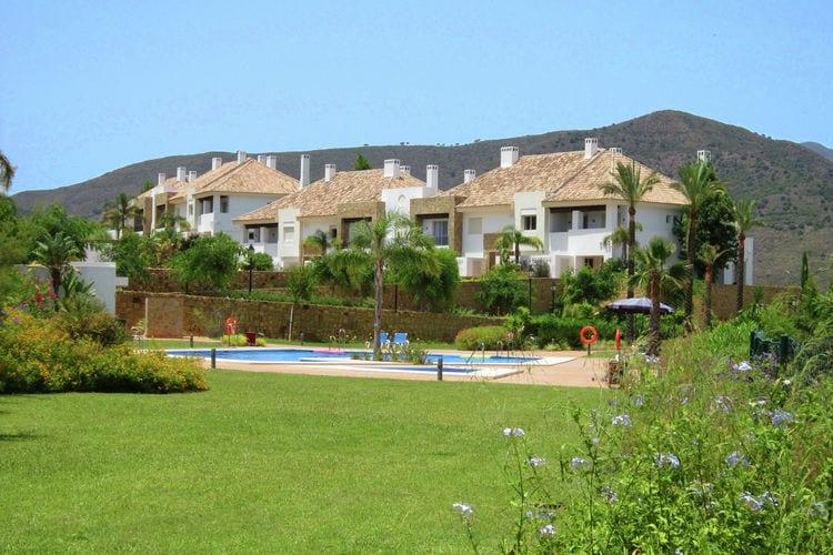 Vakantiehuis met zwembad met wifi  Costa del SolLa Cala Golf House
