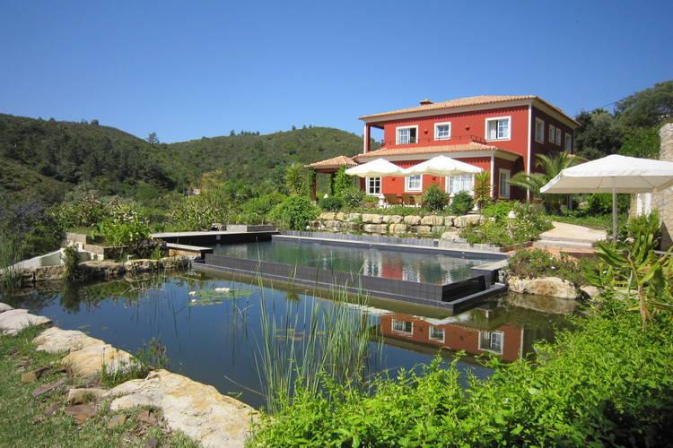 Portugal | Algarve | Villa te huur in Caldas-de-Monchique met zwembad  met wifi 14 personen
