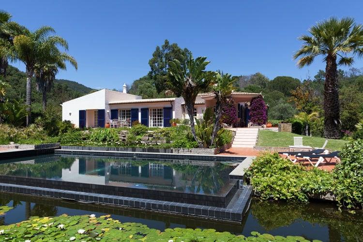Portugal | Algarve | Villa te huur in Caldas-de-Monchique met zwembad  met wifi 8 personen