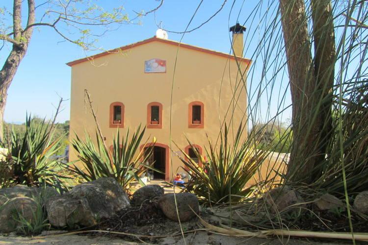 Vakantiehuis met zwembad met wifi  Costa BravaMasia Nostra Terra