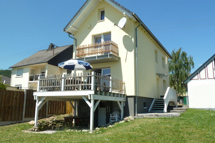 Vakantiehuis  met wifi  Stipshausen  De Smaragd