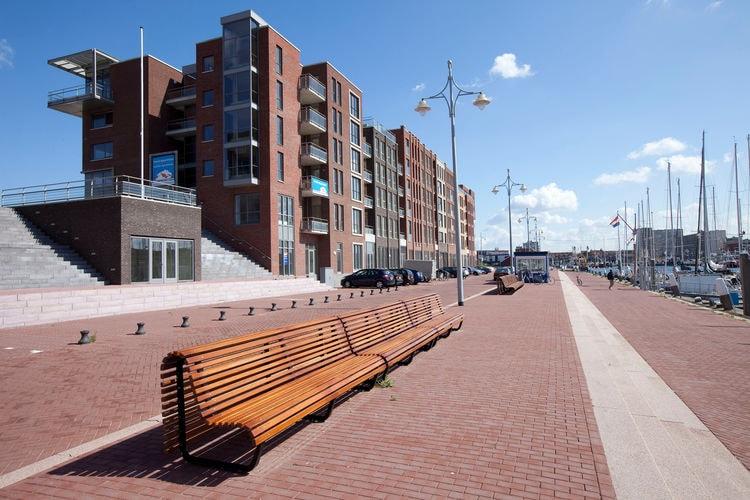 Appartement  met wifi  Zuid-HollandNautisch Centrum Scheveningen 1