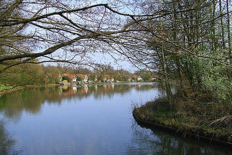vakantiehuis Nederland, Drenthe, Westerbork vakantiehuis NL-9431-25