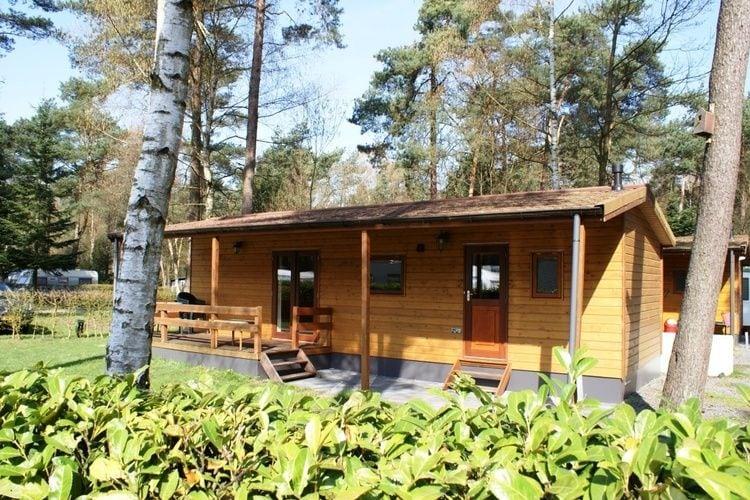 Noord-Brabant Chalets te huur Vakantiepark De Reebok 1