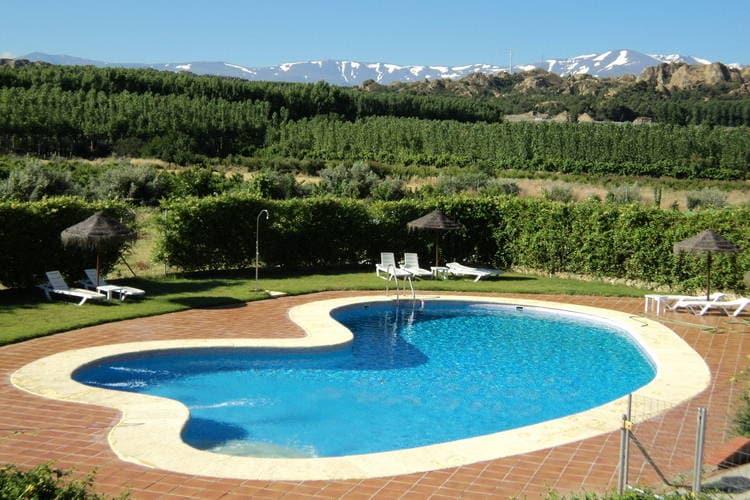 Vakantiehuizen Spanje | Andalucia | Vakantiehuis te huur in Bejarin-Purullena- met zwembad  met wifi 4 personen
