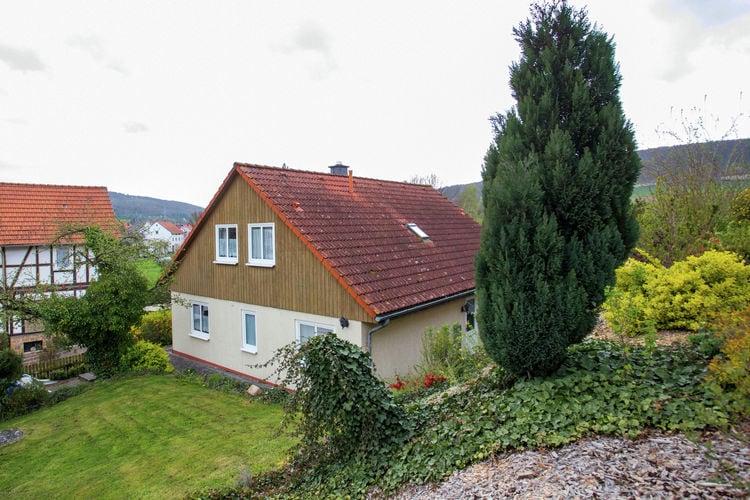 Duitsland | Hessen | Vakantiehuis te huur in Homberg-ot-Wamuthshausen   met wifi 12 personen