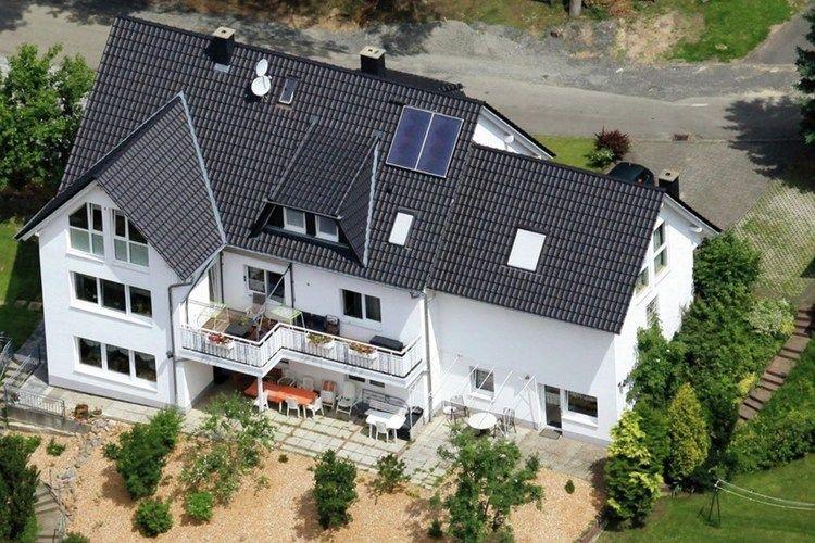 Appartement  met wifi  Homberg-ot-WamuthshausenFerienwohnung Gisela