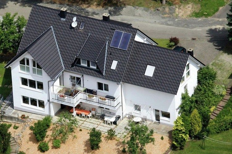 Appartementen Homberg-ot-Wamuthshausen te huur Homberg-ot-Waßmuthshausen- DE-34576-11   met wifi te huur