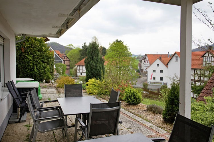 Appartement Duitsland, Hessen, Homberg ot Waßmuthshausen Appartement DE-34576-11
