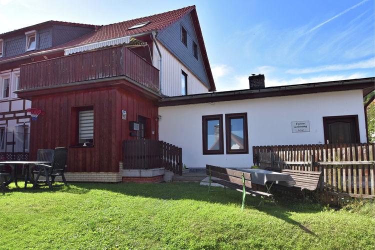Duitsland | Berlijn | Vakantiehuis te huur in Ilsenburg   met wifi 4 personen