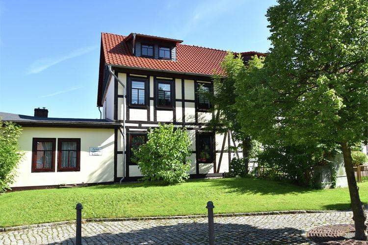 Vakantiehuis  met wifi  Ilsenburg  Haus Buchberg