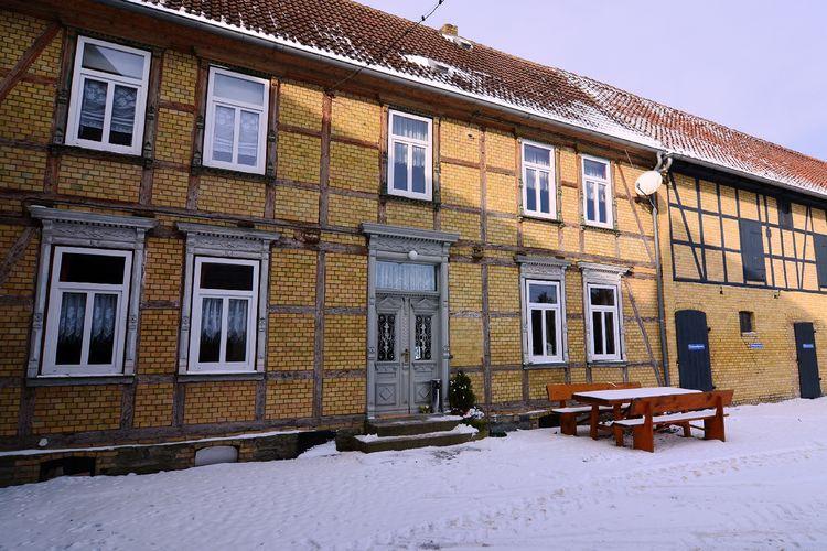 vakantiehuis Duitsland, Berlijn, Hüttenrode vakantiehuis DE-38889-43