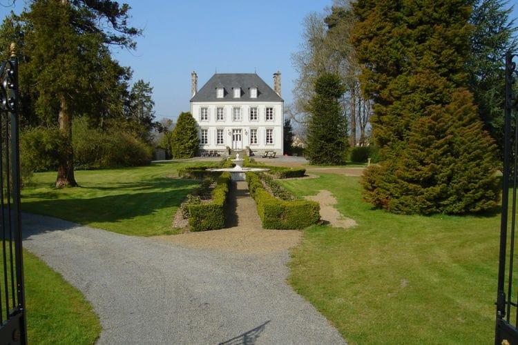 vakantiehuis Frankrijk, Normandie, St. Germain de Tallevende la Lande Vaumont vakantiehuis FR-14500-03