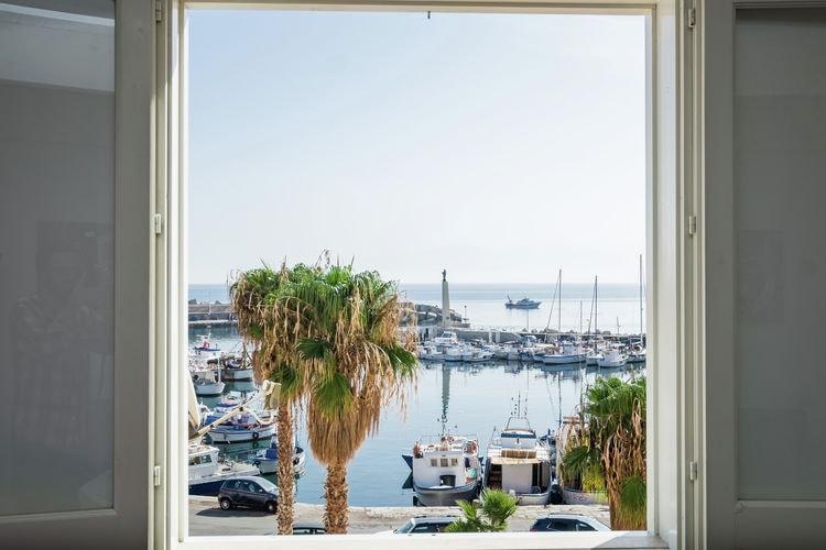 Woning Italie | Sicilia | Vakantiehuis te huur in Santa-Flavia-FrazPorticello   met wifi 4 personen