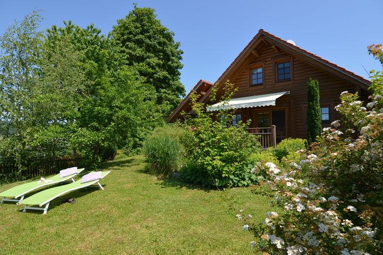 Vakantiehuis  met wifi  Teunz  Villa Bavaria