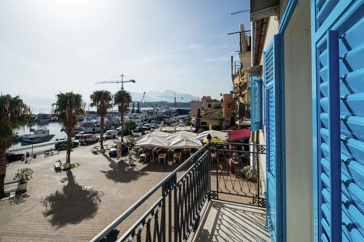 Woning Italie | Sicilia | Vakantiehuis te huur in Santa-Flavia-Fraz-Porticello   met wifi 4 personen