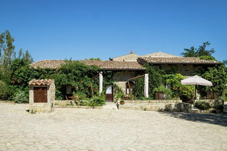 Boerderij Italië, Sicilia, Ciolino Resuttano Boerderij IT-93010-06