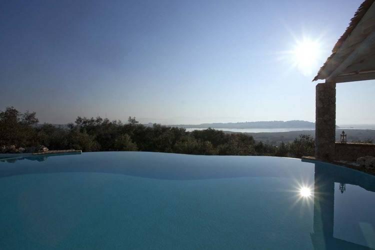 Villa Griekenland, Corfu, Viros, Perama, Corfu Villa GR-49100-05