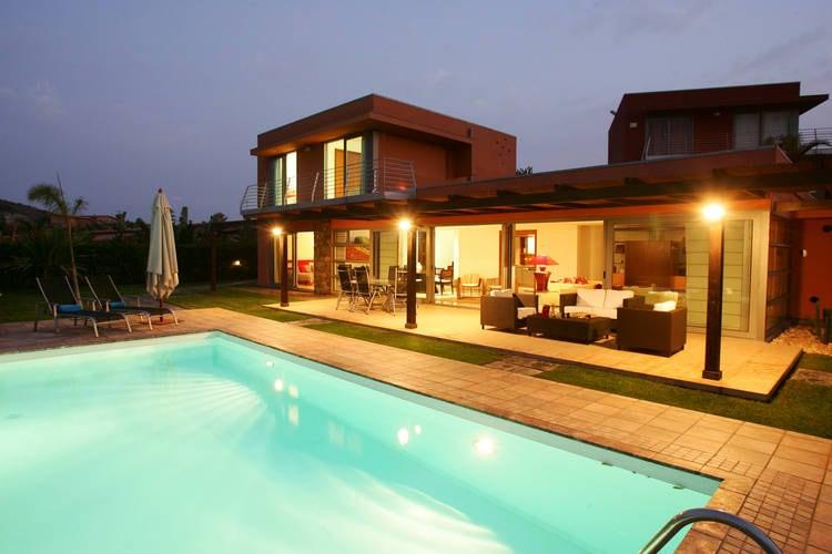Salobre Villas 4  Canary Islands Spain
