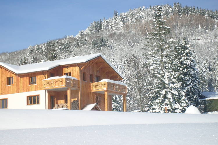 Appartement met zwembad met wifi  Le-ThillotLes Chalets des Ayes 4