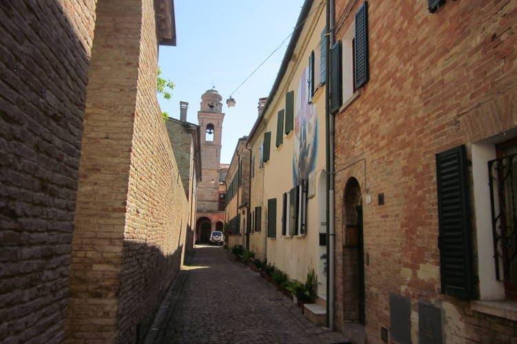 vakantiehuis Italië, Emilia-romagna, Saludecio vakantiehuis IT-47835-02