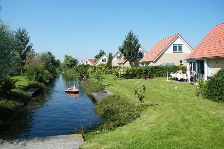 Vakantiehuizen Nederland | Noord-Holland | Vakantiehuis te huur in Andijk met zwembad  met wifi 7 personen