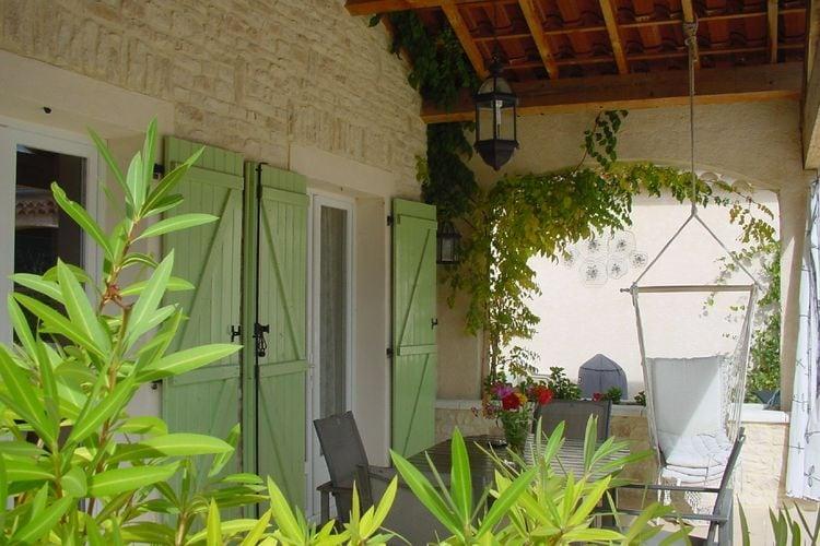 Villa Frankrijk, Ardeche, Grospierres Villa FR-07120-10