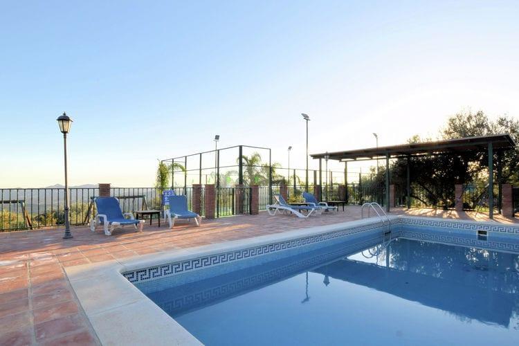 vakantiehuis Spanje, Costa del Sol, Periana vakantiehuis ES-29710-12