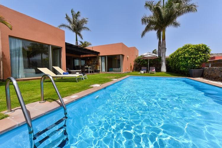 Villa met zwembad met wifi  San Bartolomé de Tirajana (maspalomas)  Villa Par4-11