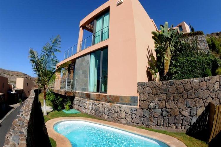 Villa met zwembad met wifi  San Bartolomé de Tirajana (maspalomas)  Lagos 10