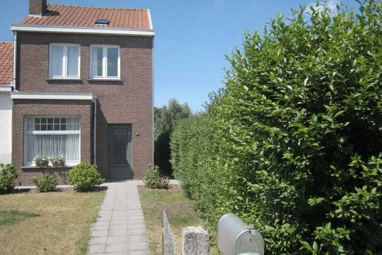 Holiday home West Flanders