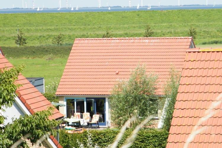 Vakantiehuizen Nederland | Noord-Holland | Vakantiehuis te huur in Andijk met zwembad  met wifi 8 personen
