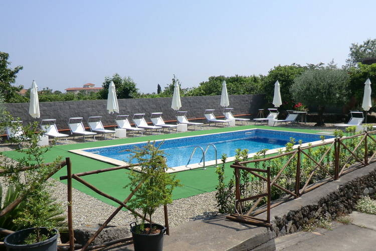 Holiday house Villa Don Salvatore (487018), Santa Venerina, Catania, Sicily, Italy, picture 4