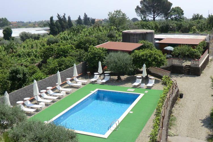 Holiday house Villa Don Salvatore (487018), Santa Venerina, Catania, Sicily, Italy, picture 6