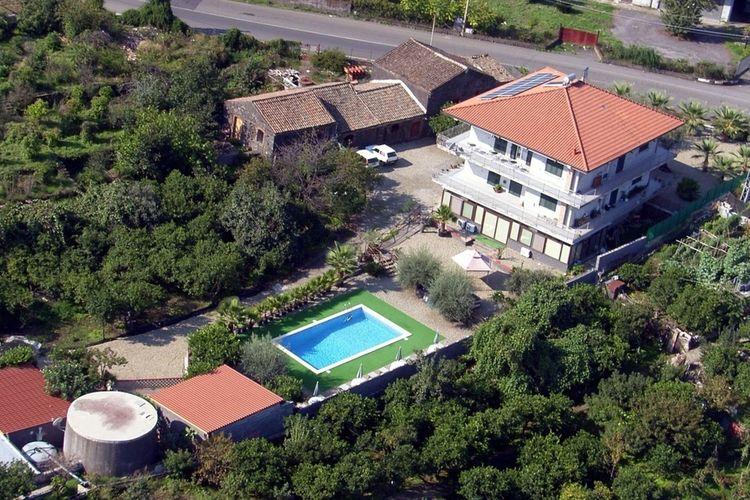 Holiday house Villa Don Salvatore (487018), Santa Venerina, Catania, Sicily, Italy, picture 2