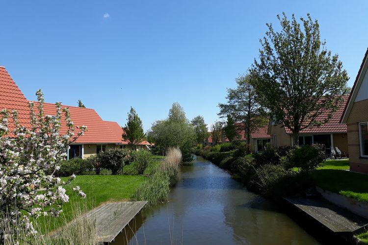 vakantiehuis Nederland, Noord-Holland, Andijk vakantiehuis NL-1619-09