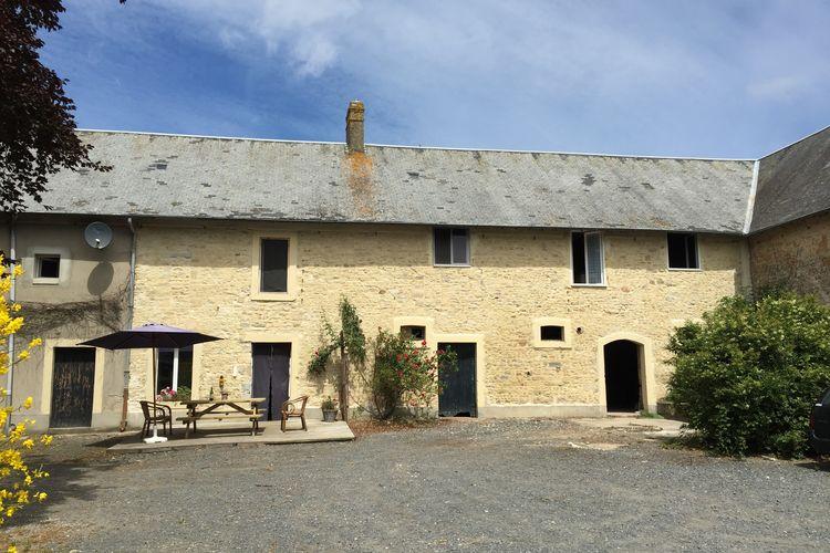 Frankrijk | Normandie | Vakantiehuis te huur in Osmanville   met wifi 10 personen