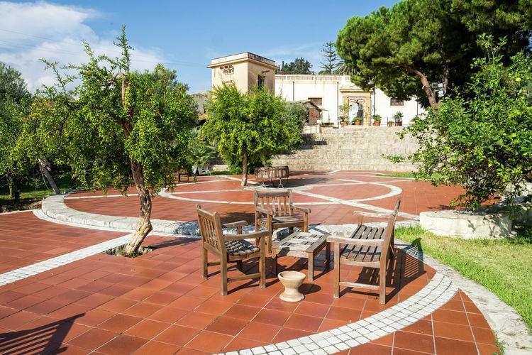 vakantiehuis Italië, Sicilia, Santa Flavia vakantiehuis IT-90017-05