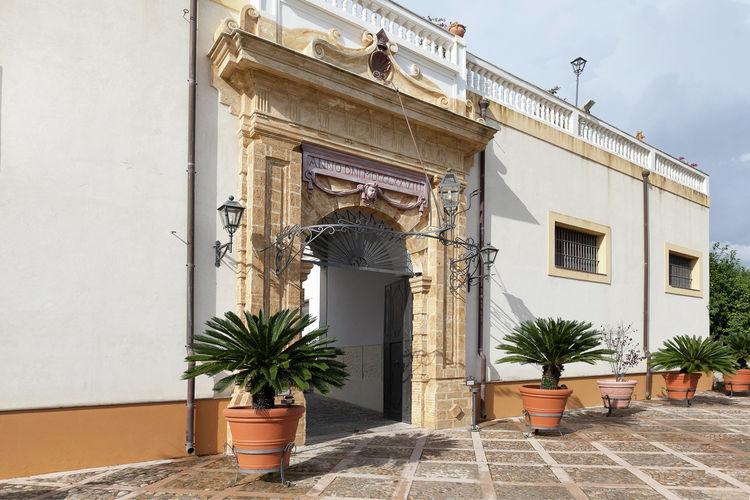 Woning Italie | Sicilia | Vakantiehuis te huur in Santa-Flavia met zwembad  met wifi 3 personen