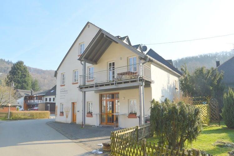 Duitsland | Hunsruck | Appartement te huur in Grafendhron   met wifi 2 personen