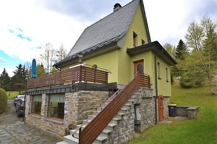 Vakantiehuis  met wifi  Eibenstock Wildenthal  Am Mühlberg