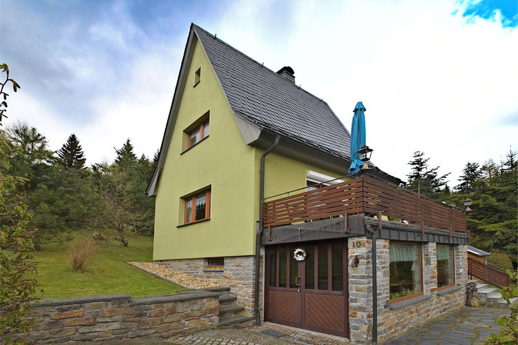vakantiehuis Duitsland, Saksen, Eibenstock Wildenthal vakantiehuis DE-08409-01
