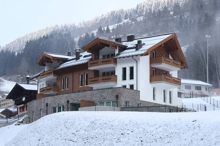 Penthouse Viehhofen - Apartment - Saalbach Hinterglemm - Exterior - Winter