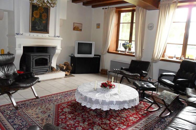 vakantiehuis Frankrijk, Auvergne, Vieure vakantiehuis FR-03430-02